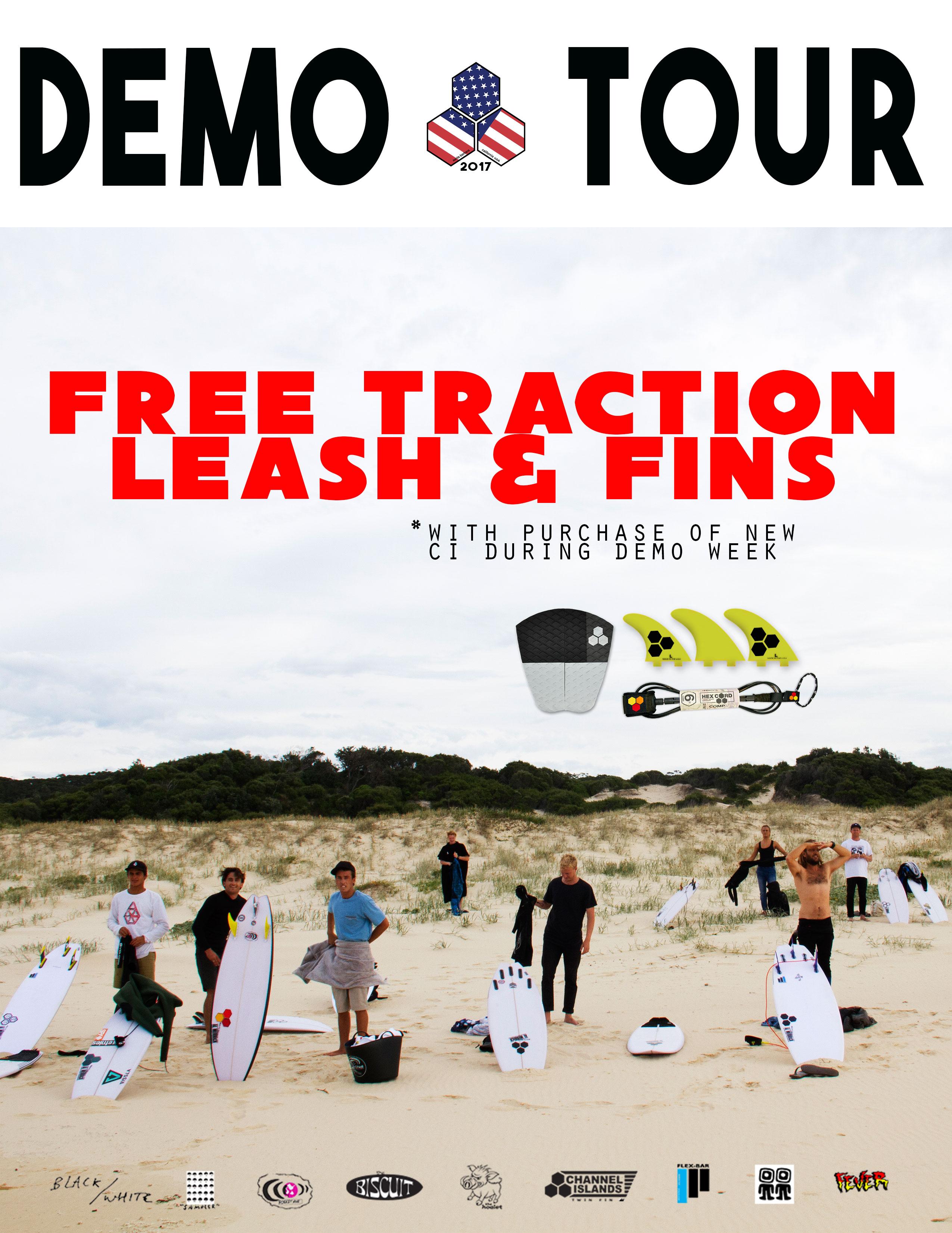 Surfboard Demo