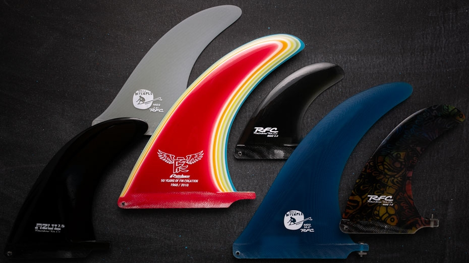 Rainbow Fin Co Fins