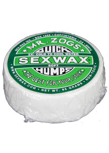Sex Wax Quick Humps Surfboard Wax