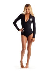 Rip Curl G-Bomb L/S Womens Bikini Cut Springsuit