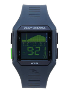 Rip Curl Rifles Midsize Tide Surfing Watch