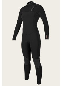 O'Neill Women's Hyperfreak 3/2mm Chest Zip Wetsuit