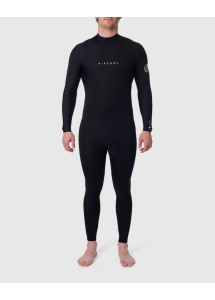Rip Curl Mens Dawn Patrol 4/3mm Back Zip Wetsuit