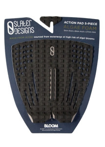 Slater Designs 5 Piece Action Surfboard Traction Pad