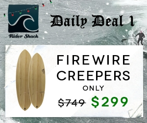 Firewire Creepers $299