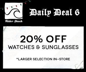 20% off Watches & Sunglasses